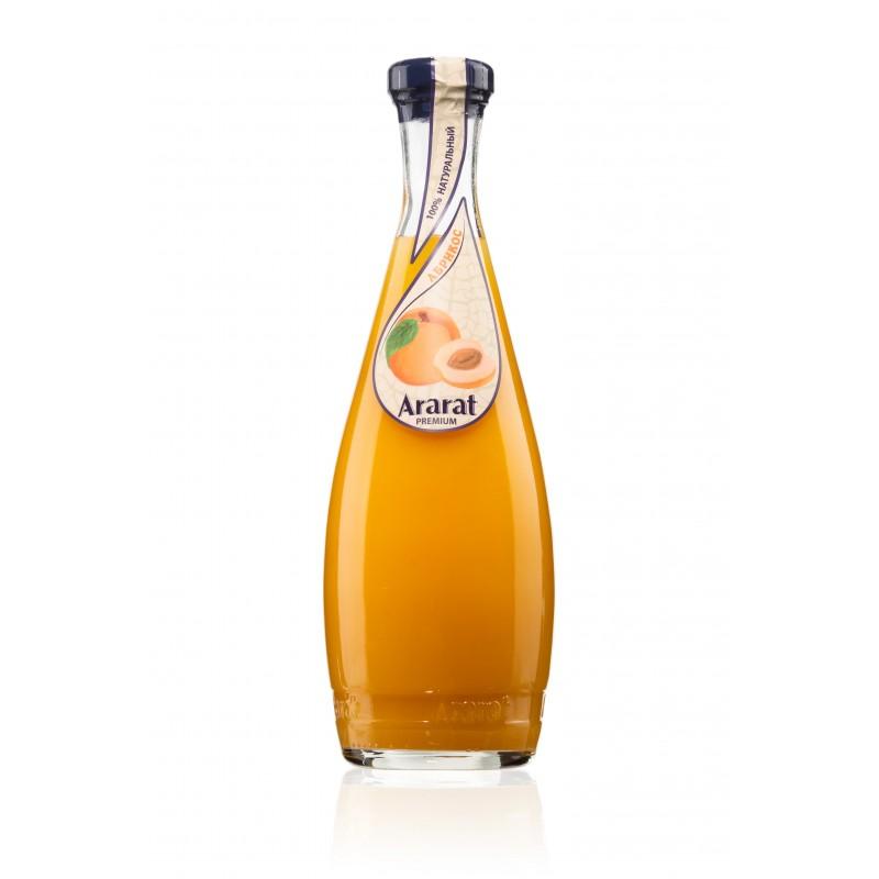 Абрикосовый нектар 0,750 Арарат